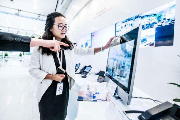 Med ansatte uten erfaring og en snittalder på 30 år vil Huawei overta tronen fra Apple