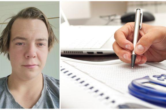 Det straffer seg å glemme studielånet: – Jeg ble sjokkert da jeg så regningen