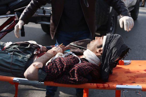 Røde Kors: Angrepet i Kabul var en klar krigsforbrytelse