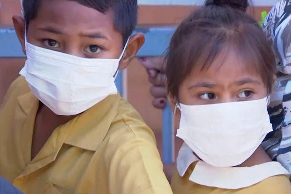 Minst 53 døde av meslinger