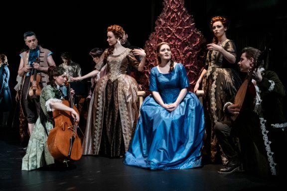 Er det ballett? Er det opera? Blås i det, moro er det.