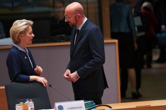 Aftenposten mener: Løfterik månelanding fra EU