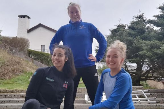 Norges tre beste taekwondoutøvere fant hverandre under krisen. Nå bor de i samme leilighet.