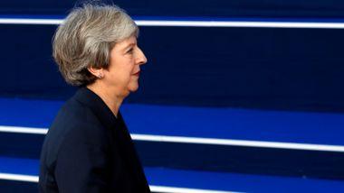 Theresa May hadde ingen joker i ermet. Ingen ny plan. Nå rykker en «ikke-avtale» stadig nærmere.
