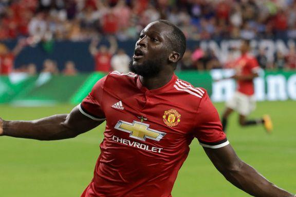 Lukaku scoret igjen - ble matchvinner i Manchester-derbyet