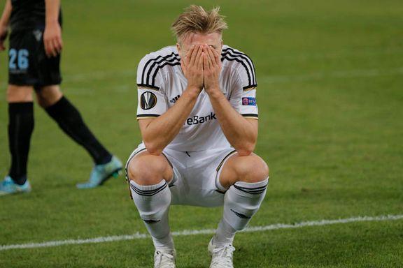«Ulykken for Rosenborg var at de hadde én spiller mer»