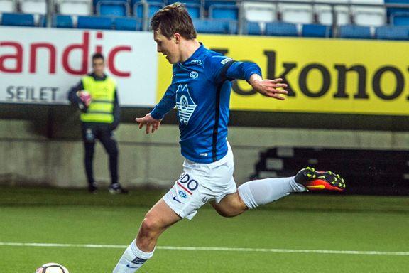 Sivert (17) viste seg fram i MFK-debuten