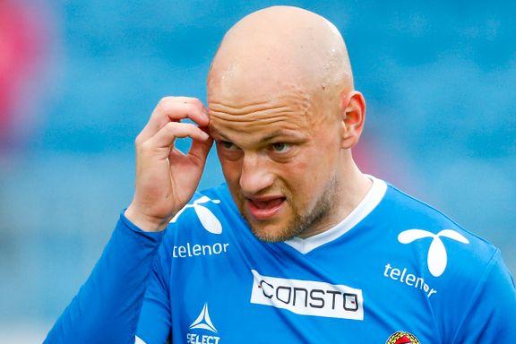 Har 140 kamper i Eliteserien – nå søker han ny klubb på spesielt vis