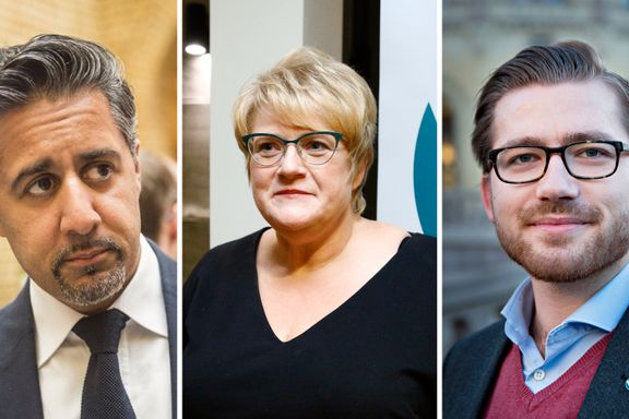 Her er statsrådpostene Venstre håper å få