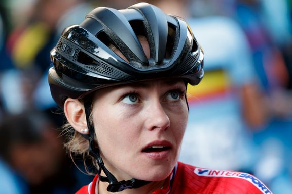 Sandnes-syklist med «tåpelig velt» i VM