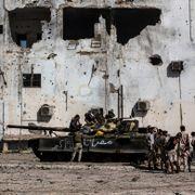 Sikkerhetsrådet krever at utenlandske styrker forlater Libya