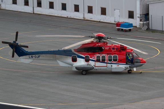 Super Puma-helikoptrene må undersøkes igjen