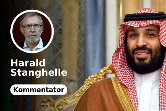Herskerne i Riyadh trenger at de vestlige demokratiene lukker øynene for regimets brutalitet