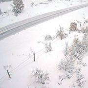 Snø stenger flere fjelloverganger