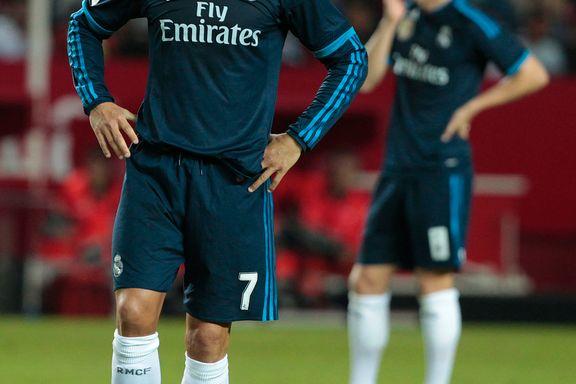Sesongens første tap for Real Madrid