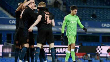 Manchester City klare for semifinale i FA-cupen