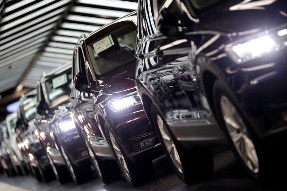 Nye razziaer mot Volkswagen og BMW i Tyskland