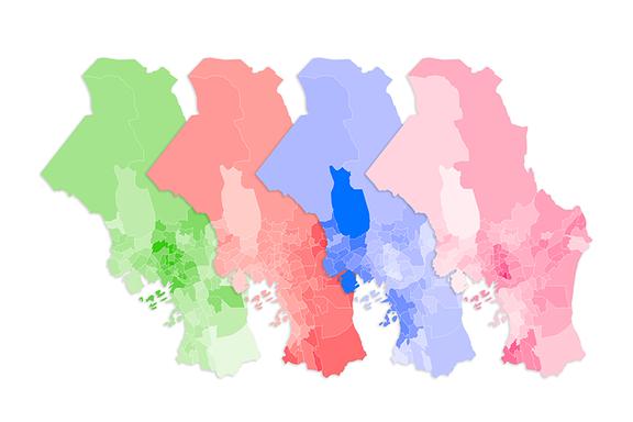 Opptur for Venstre i Oslo. Se hvordan ditt nabolag stemte.