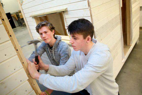 I høst begynte 1334 elever på yrkesfag i Oslo. Kun 84 er fra skoler på vestkanten.