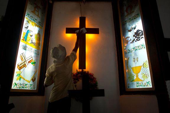 Over 200 millioner kristne forfølges