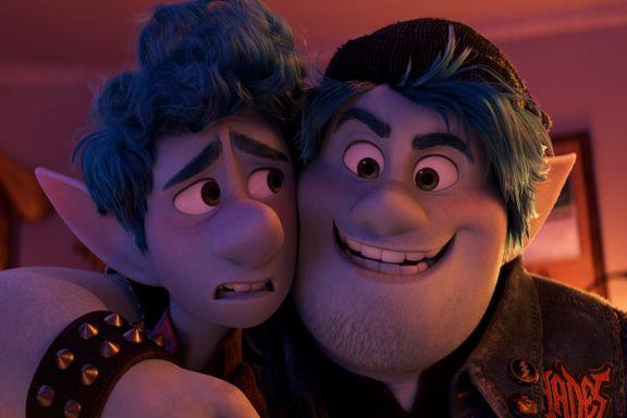 Pixar på sitt nest beste er likevel bedre enn de fleste