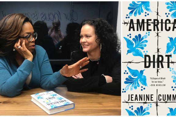 Boken er vårens største litterære skandale i USA