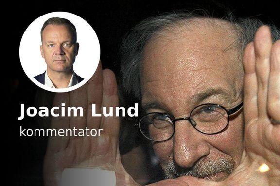 Steven Spielberg har én ting til felles med Norske frisør- og velværebedrifter.