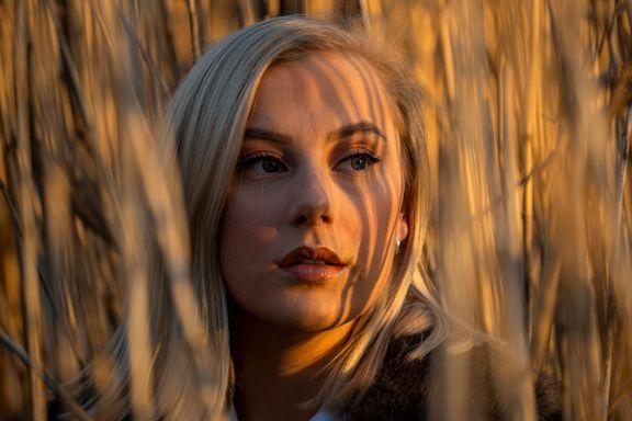 Anja Catrine Venås (24) blogget om sin psykiske helse. Hun sluttet da innleggene dro henne lenger ned.