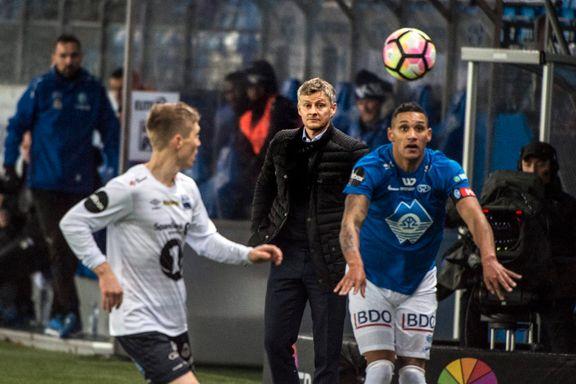 Disse Molde-spillerne starter mot Lillestrøm