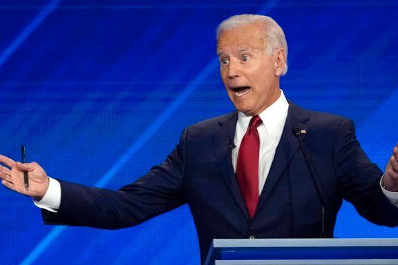 Opptur for Joe Biden etter flere svake opptredener. Amerikanske medier er splittet