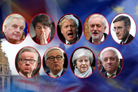 Brexit-dramaet fortsetter: Disse spiller hovedrollene