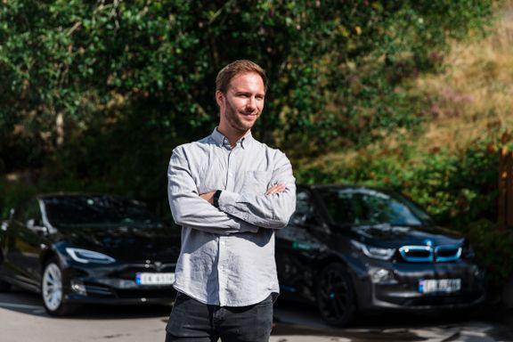 Bjarne Norstrand tjente 120.000 kroner på ett år på å leie ut bilen. Her er hans beste råd.
