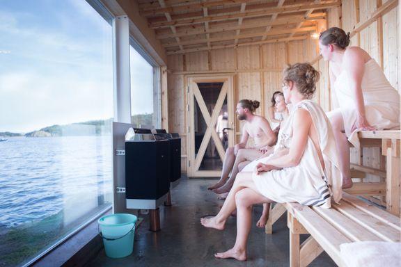 Etter seks år med arbeid fikk arkitektene realisert badeanlegget: – Vi prøver etter beste evne å tenke bærekraftige, sunne rom