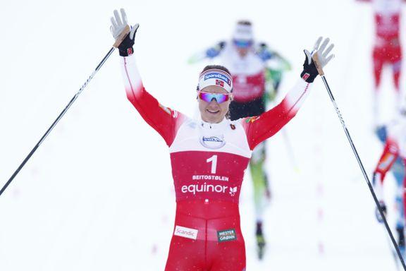 Nykommer slo verdensmesteren i sprintfinalen: – Overrasket meg selv