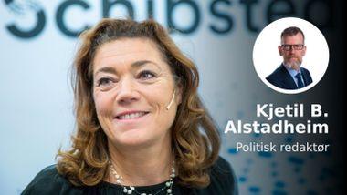 Hvem er redd for Kristin Skogen Lund?