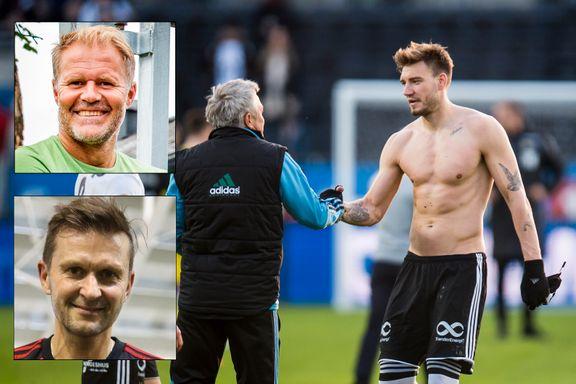 – At Bendtner har spilt i tre ulike roller, viser at alt ikke har gått etter planen