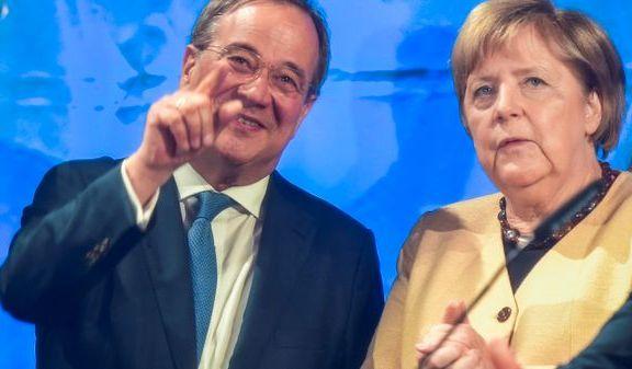 Tyskland går fra å ha en sterk kvinne til en svak mann