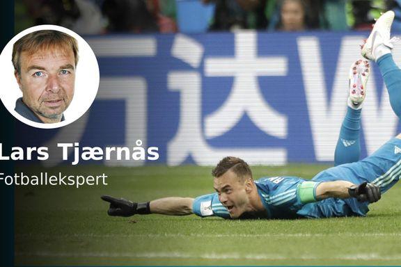 Veteranen måtte tåle hån i forrige VM. Nå vil han for alltid være en av russisk fotballs aller største.
