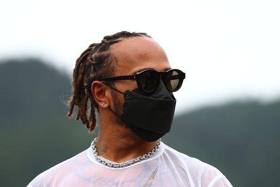 Hamilton krever bedre bil: – Jeg godtar det ikke