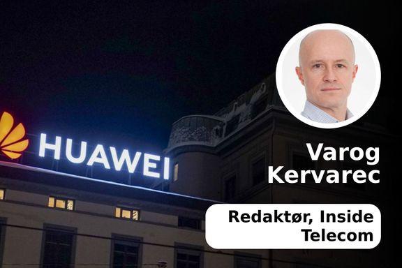 Myndighetene legger lokk på Huawei-debatten