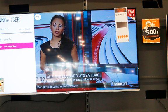 Annonsørene svikter TV-kanalene
