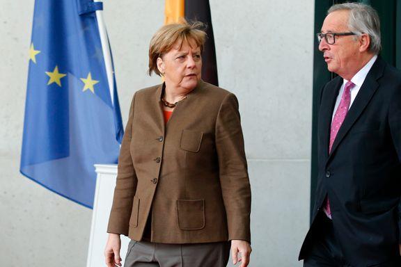 EU-kommisjonens president kan bli presset til å gå av