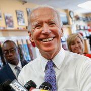 Joe Biden sier ordene etter Charlottesville fikk ham til å stille som presidentkandidat