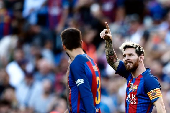 Messi scoret etter tre minutter i comebacket