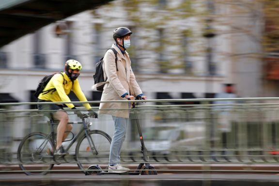 Kvinne siktet etter dødsulykke med elsparkesykkel i Frankrike