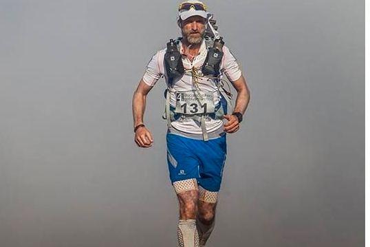 Ole Erik Norstad løp maraton i 48 grader. Så sa kroppen stopp. Hva skjedde?