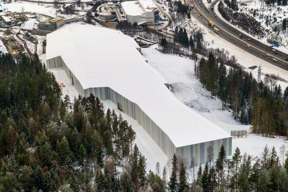 Snart kan du oppleve tre skiheiser, bratte alpinbakker, langrennsløyper opp i taket og snø hele året under tak