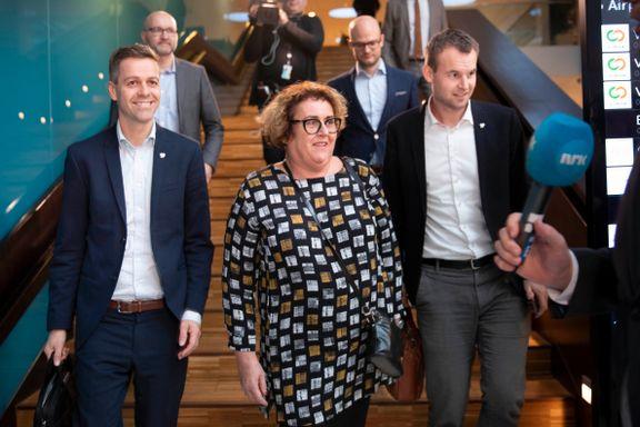Dagens landsmøte kan avgjøre om Norge får ny statsminister. Slik blir veien videre.