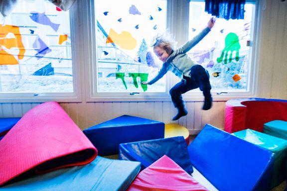 Aftenposten mener: Barnehagepolitikken bør justeres