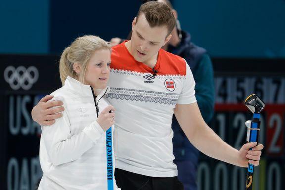 Først kranglet det norske kjæresteparet. Så gikk de til OL-semifinale.